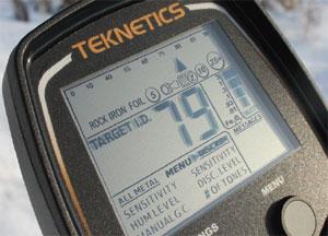 Металлоискатель Teknetics T2 LTD